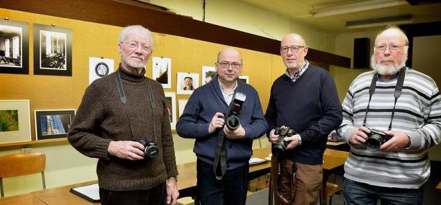 Bestuur Fotografische Kring Dendermonde